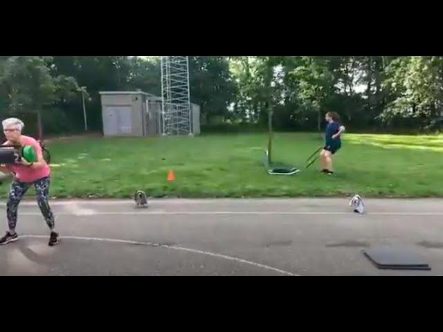 Outdoor training voor vrouwen uit Katwijk en omstreken