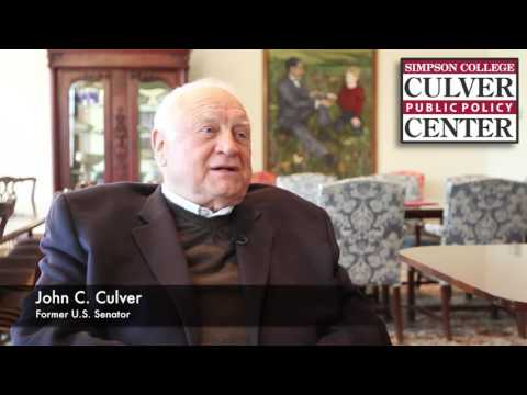 John Culver Interview