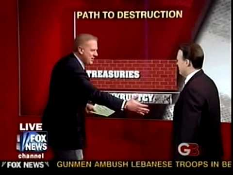 Guest Collapses Live On Glenn Beck - FOX News