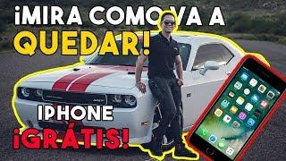 MODIFICACIONES PARA EL CHALLENGER SRT / IPHONE    ALFREDO VALENZUELA