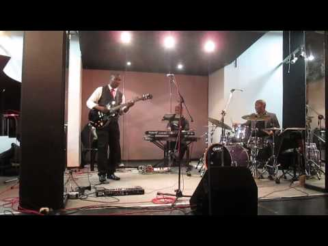 Solomon Willy live @ the UKZN Jazz Cente 2013
