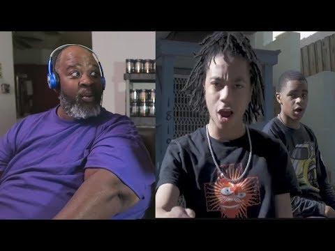 Dad Reacts to YBN Nahmir & YBN Almighty Jay No Hook Prod  Hoodzone