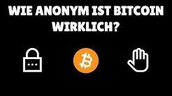 Wie anonym ist Bitcoin (BTC) wirklich? Wie man anonym Bitcoin kauft