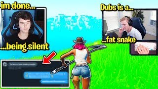 BUGHA *EXPOSES* $10,000 SCAM by FaZe DUBS & NRG ZAYT! (Fortnite)