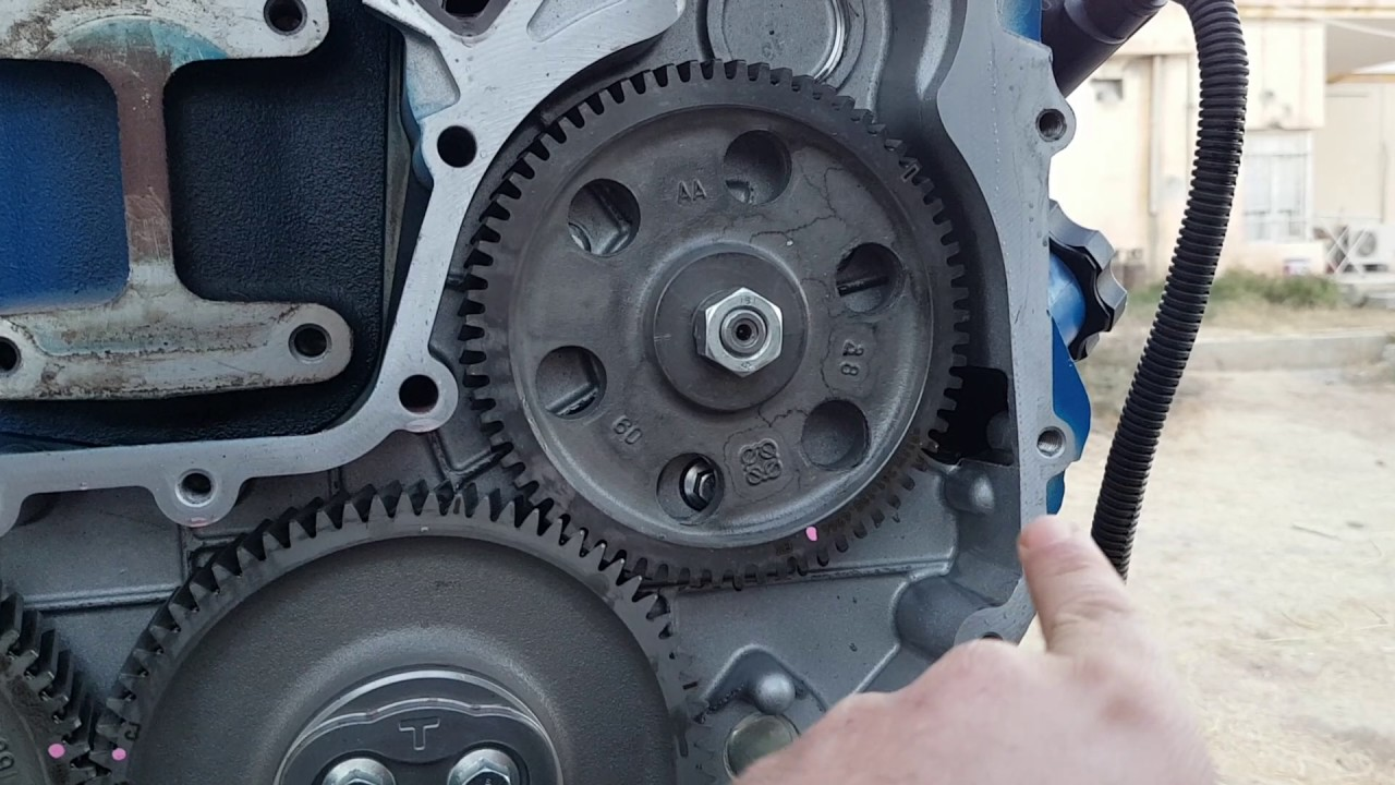 hight resolution of perkins 1103 tdc and delphi fuel injection pump removal