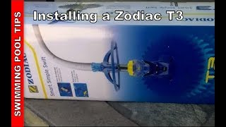 Installing A Zodiac T3 Automatic Pool Cleaner