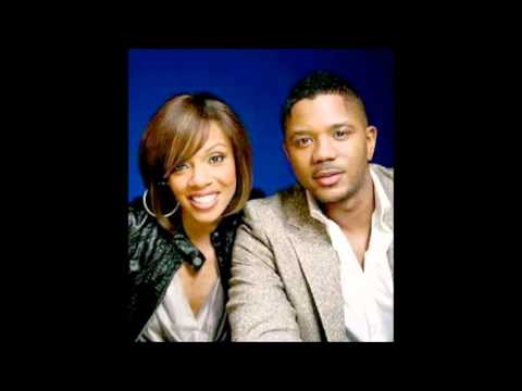 BET's The Game Hosea Chanchez and Wendy Raquel Robinson Stops by The Mecca James Show