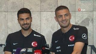 Merih Demiral: ''Ronaldo, Türkiye ile 2 maçımızı kazandığımızda beni tebrik etti''
