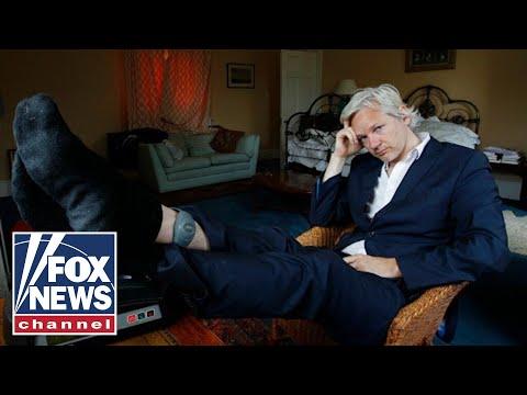 Julian Assange, Wikileaks founder, arrested on behalf of US