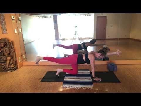 Gentle Yoga Flow With Julie Mitchell