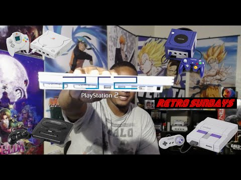 UNBOXING A PS2 AND MORE (RETRO SUNDAYS)