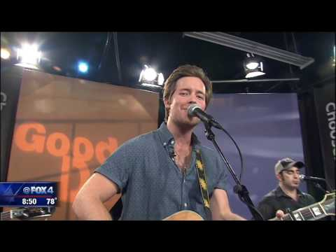 Hudson Moore performs live on Good Day