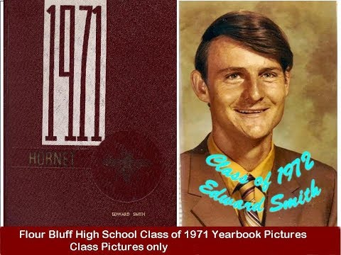 Flour Bluff High School Class of 1971 Yearbook Pictures