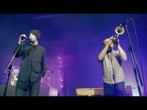 twenty one pilots: Fall Away ft. Dr. Blum of MisterWives (LIVE)