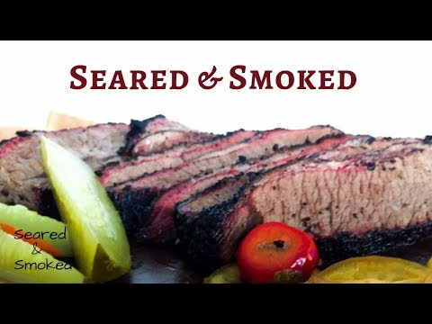Seared and Smoked BBQ and Outdoor Cooking Intro