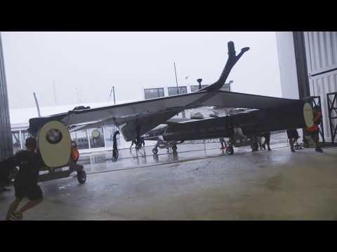 Playoff Boat Repairs // SoftBank Team Japan