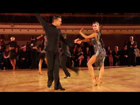 Pro Latin Rising Star ChaCha Final