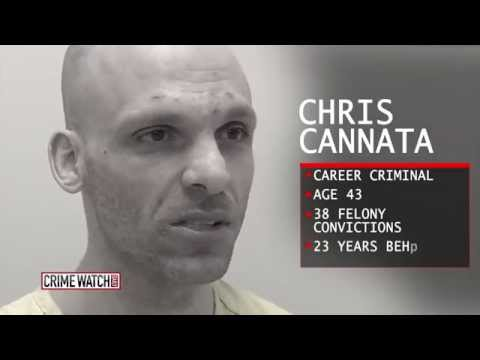 Crime Watch Daily: Criminal Busted 38 Times in 30 Years - Still Free