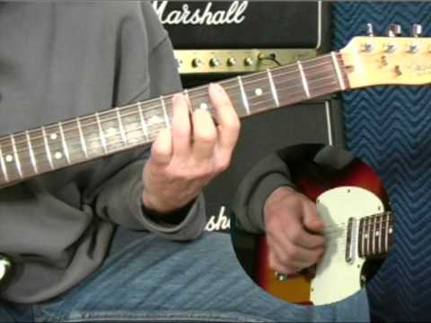 An example of multiple techniques including arpeggios, chord knowledge, chord melody playing and finger picking.