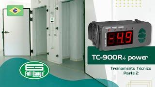 TC-900Ri power - Full Gauge Controls - Português - Parte 2 de 2