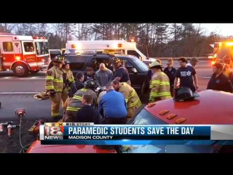 Paramedic Students' Life Saving Lesson   LEX18
