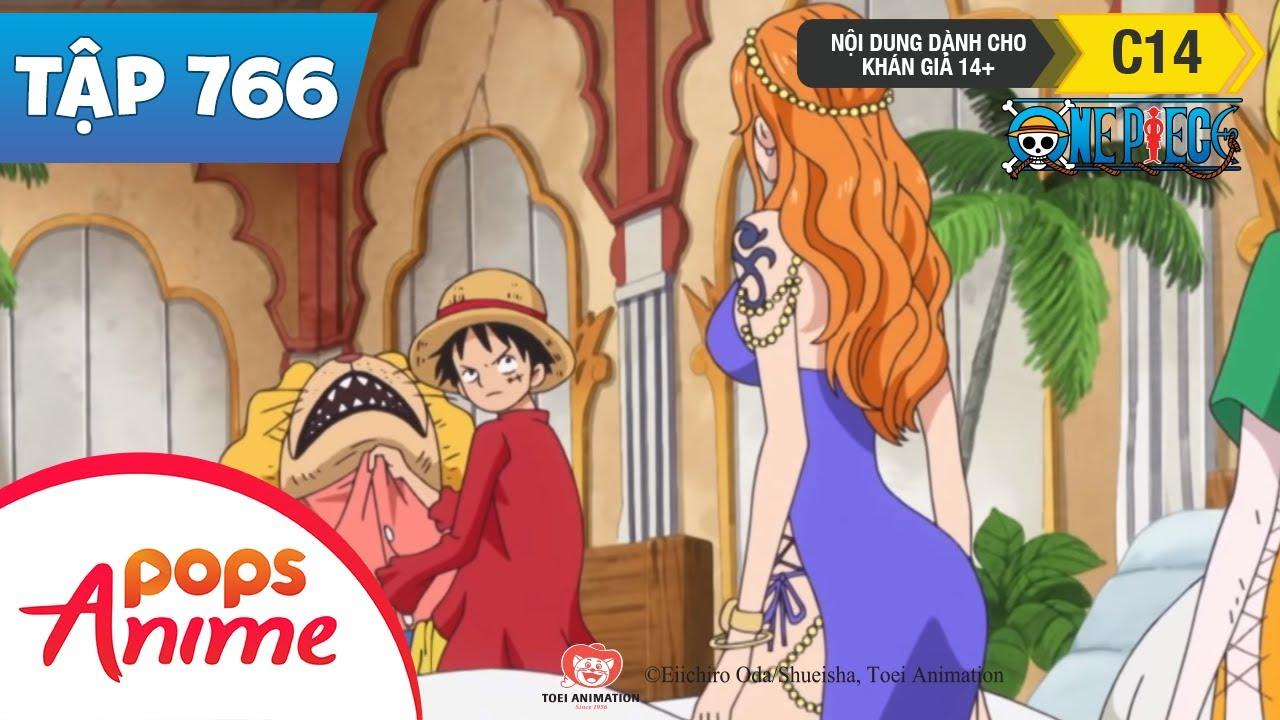 One Piece Tập 766 - Luffy Hạ Quyết Tâm, Nguy Cơ Sanji Tách Khỏi Băng! - Đảo Hải Tặc