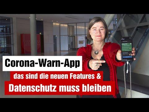 Corona-Warn-App: Status Quo und geplante Features (Digitalausschuss, 04.11.2020)