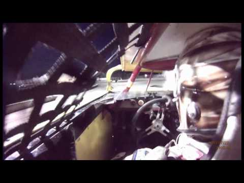 Volusia Speedway Park 07/27/13 - In Car Camera