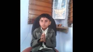 Gadhvi Pravin Amardan age 9 year