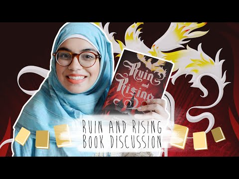 Ruin and Rising by Leigh Bardugo | Book Discussion