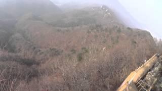 소니 액션캠 60프레임 산 정상 영상 샘플