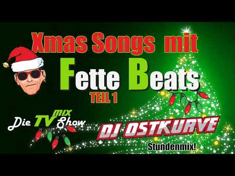Merry Christmas 2019 - Top Christmas Songs With FETTE BEATS  Non-Stop MegaMix