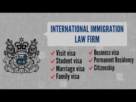 Devisers is a leading immigration law firm