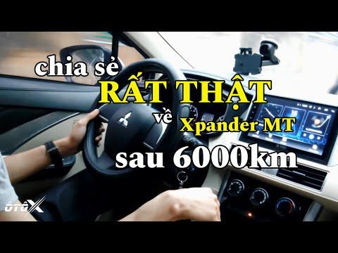 Chia sẻ rất thật về Xpander MT sau 6000 km sử dụng
