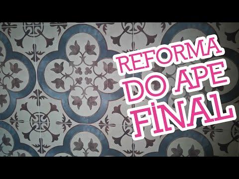 Reforma do apartamento - final