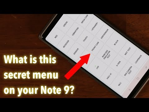 Samsung Galaxy Note 9 – A Super Secret Feature + 5 Hidden Features