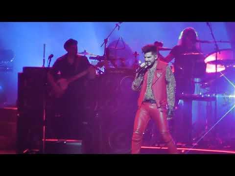 Queen +Adam Lambert Praha 1.11.2017