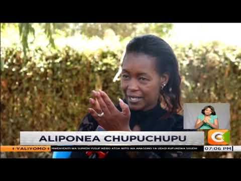 Elizabeth Kabuth aliachwa na ndege iliyoanguka Ethiopia