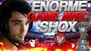 ENORME GAME AVEC G2 SHOX ~ CSGO FPL