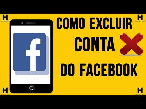 Como Excluir Conta Do Facebook Pelo Celular Youtube
