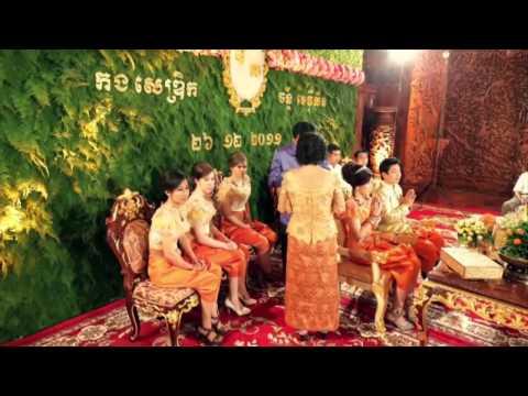 đám cưới của người khmer