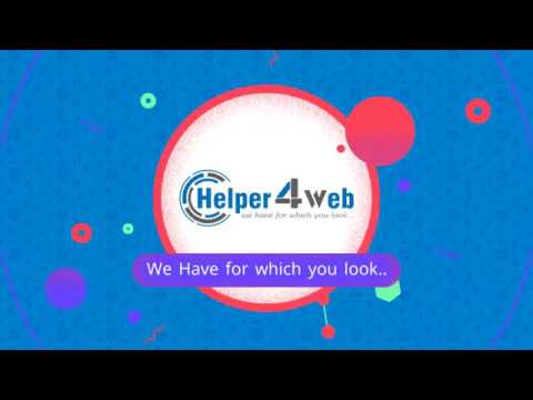 Low-cost Website Development, Hosting & Software Development - Helper4web