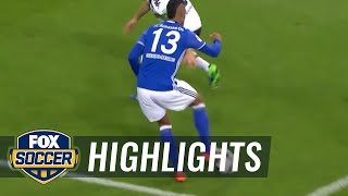 Video Gol Pertandingan Schalke 04 vs Borussia Monchengladbach