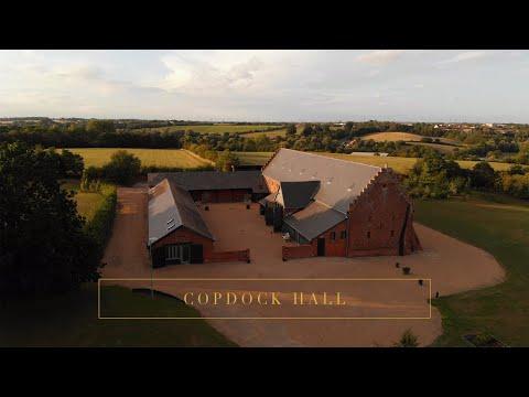 Copdock Hall // Suffolk Wedding Venue
