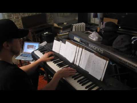 Sampha (No One Knows Me) Like The Piano Piano Cover