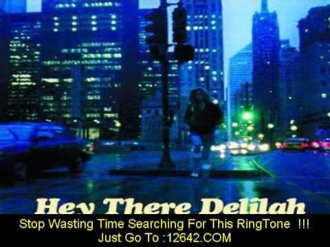2009 NEW  MUSIC Hey There Delilah  - Lyrics Included - ringtone download - MP3- song