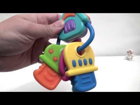 Toy Musical Keys - Fun Baby Fun Fun - Playtime