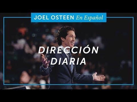 Dirección diaria | Joel Osteen
