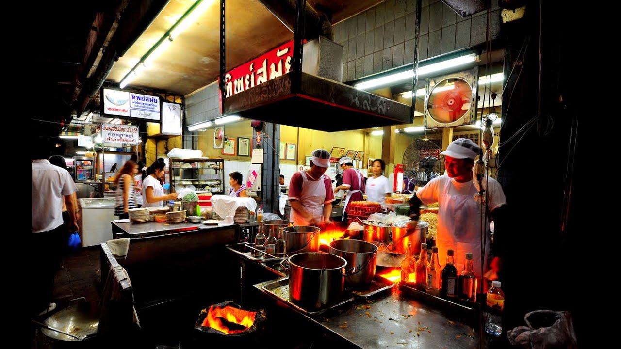 10 best local restaurants in bangkok youtube for Local fish restaurants