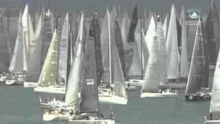 Rolex Fastnet Race 2015 - IRC 3 Start